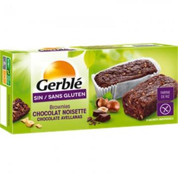 Brownie chocolat noisettes...