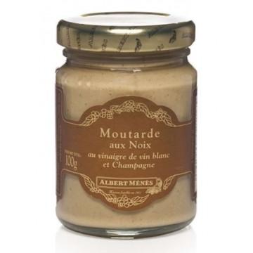Moutarde aux noix, Albert...