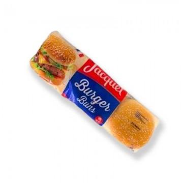 Pains Burger buns, Jacquet...