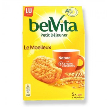 Belvita Moelleux Nature 250g